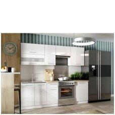 Virtuvės baldų kompektas 230cm