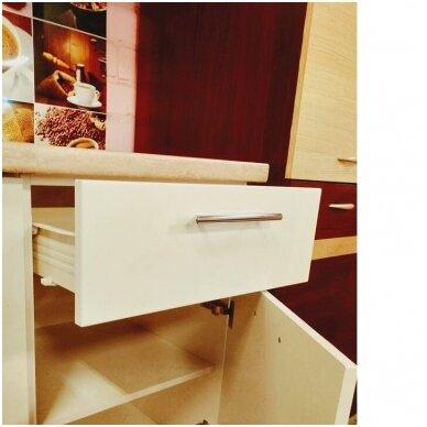 Virtuvės baldų kompektas 230cm 10