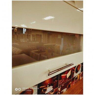Virtuvės baldų kompektas 230cm 9